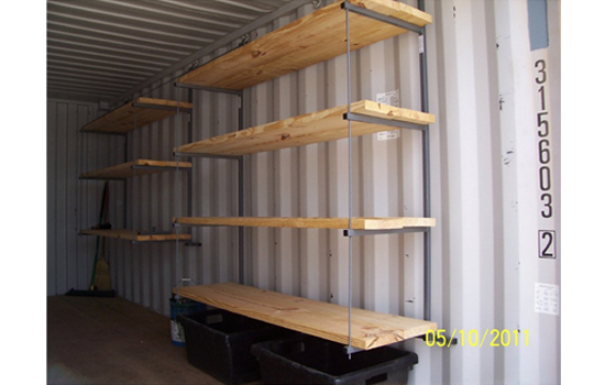 Container Fabrication Mk Containers